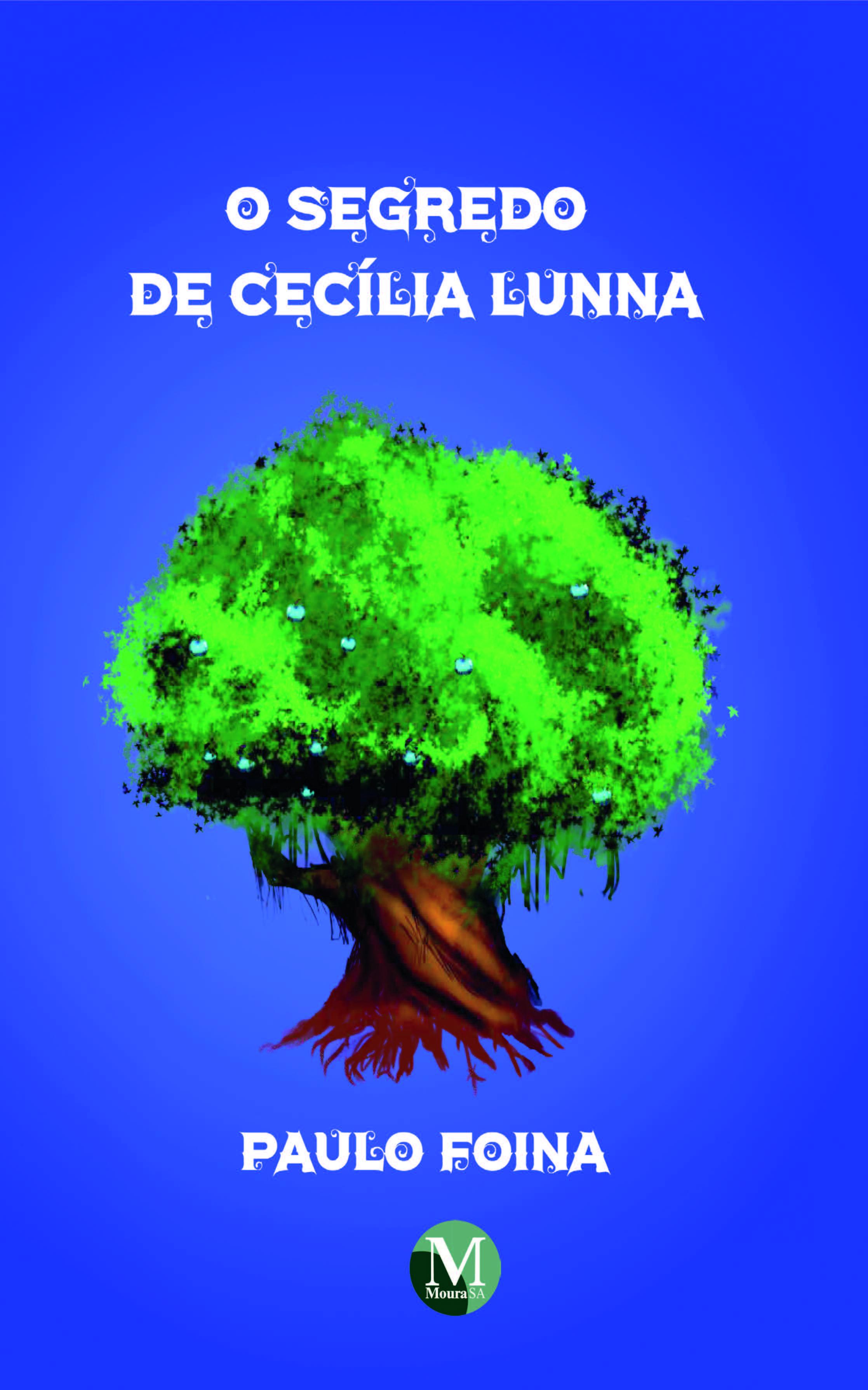 Capa do livro: O SEGREDO DE CECÍLIA LUNNA