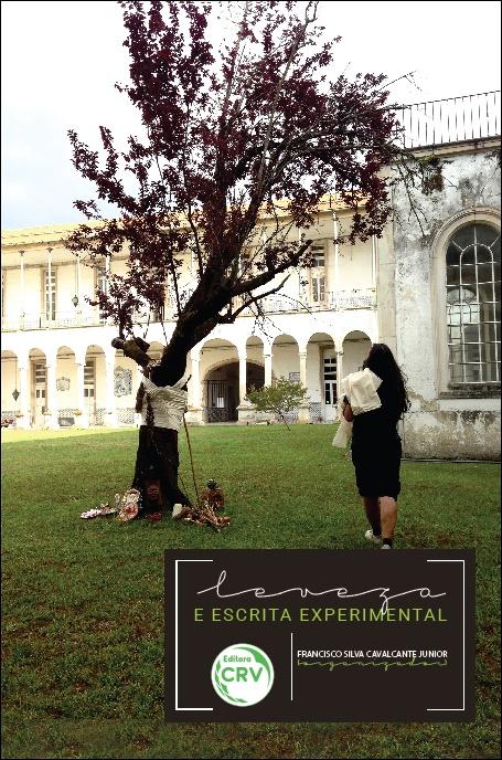 Capa do livro: LEVEZA E ESCRITA EXPERIMENTAL