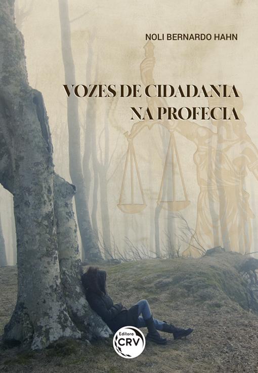 Capa do livro: VOZES DE CIDADANIA NA PROFECIA