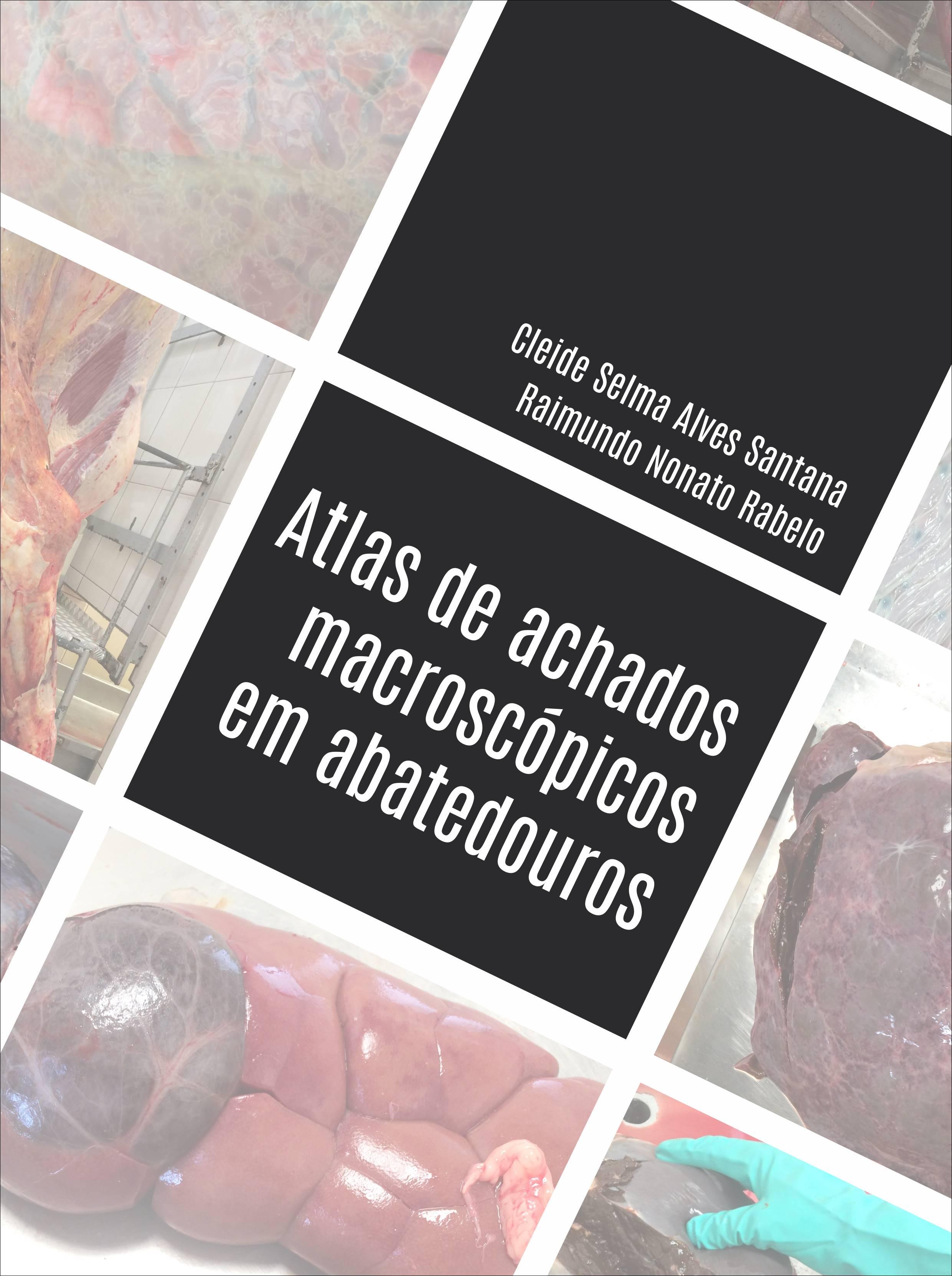Capa do livro: ATLAS DE ACHADOS MACROSCÓPICOS EM ABATEDOUROS
