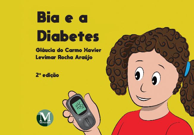 Capa do livro: Bia e a Diabetes - 2ª Edição