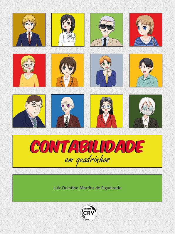Capa do livro: CONTABILIDADE EM QUADRINHOS