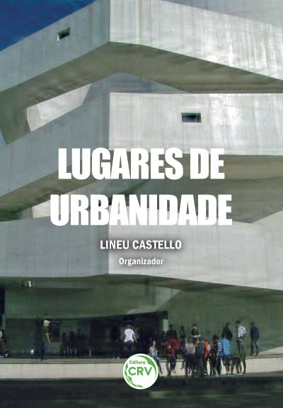 Capa do livro: LUGARES DE URBANIDADE