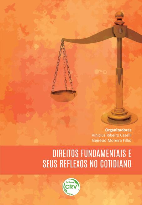 Capa do livro: DIREITOS FUNDAMENTAIS E SEUS REFLEXOS NO COTIDIANO