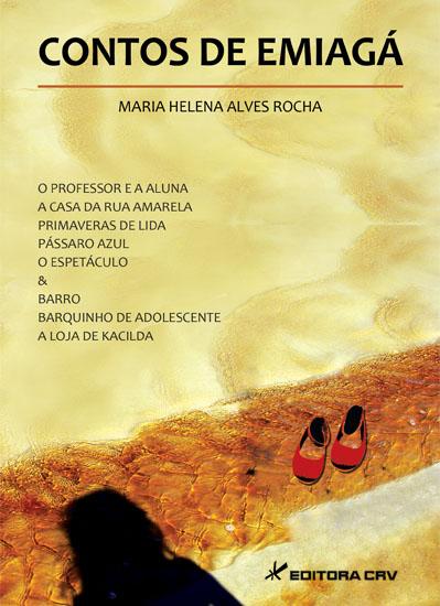 Capa do livro: CONTOS DE EMIAGÁ