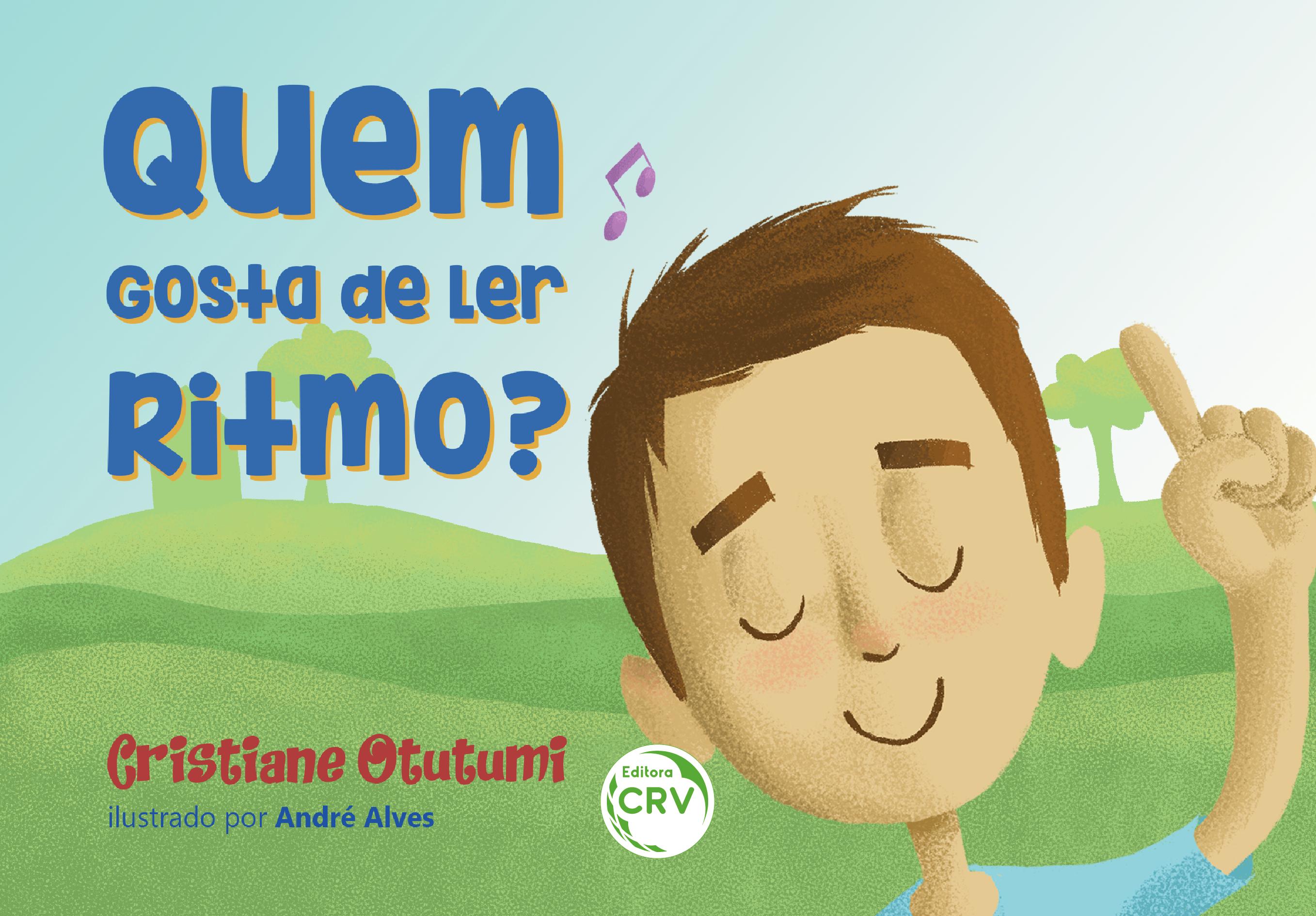 Capa do livro: QUEM GOSTA DE LER RITMO?