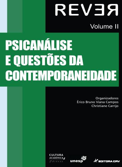 Capa do livro: PSICANÁLISE E QUESTÕES DA CONTEMPORANEIDADE - II