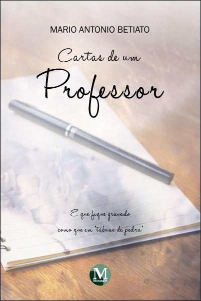 Capa do livro: CARTAS DE UM PROFESSOR
