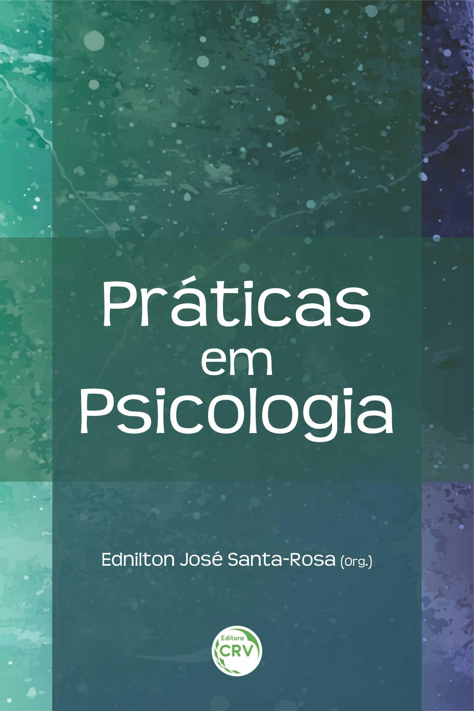 Capa do livro: PRÁTICAS EM PSICOLOGIA