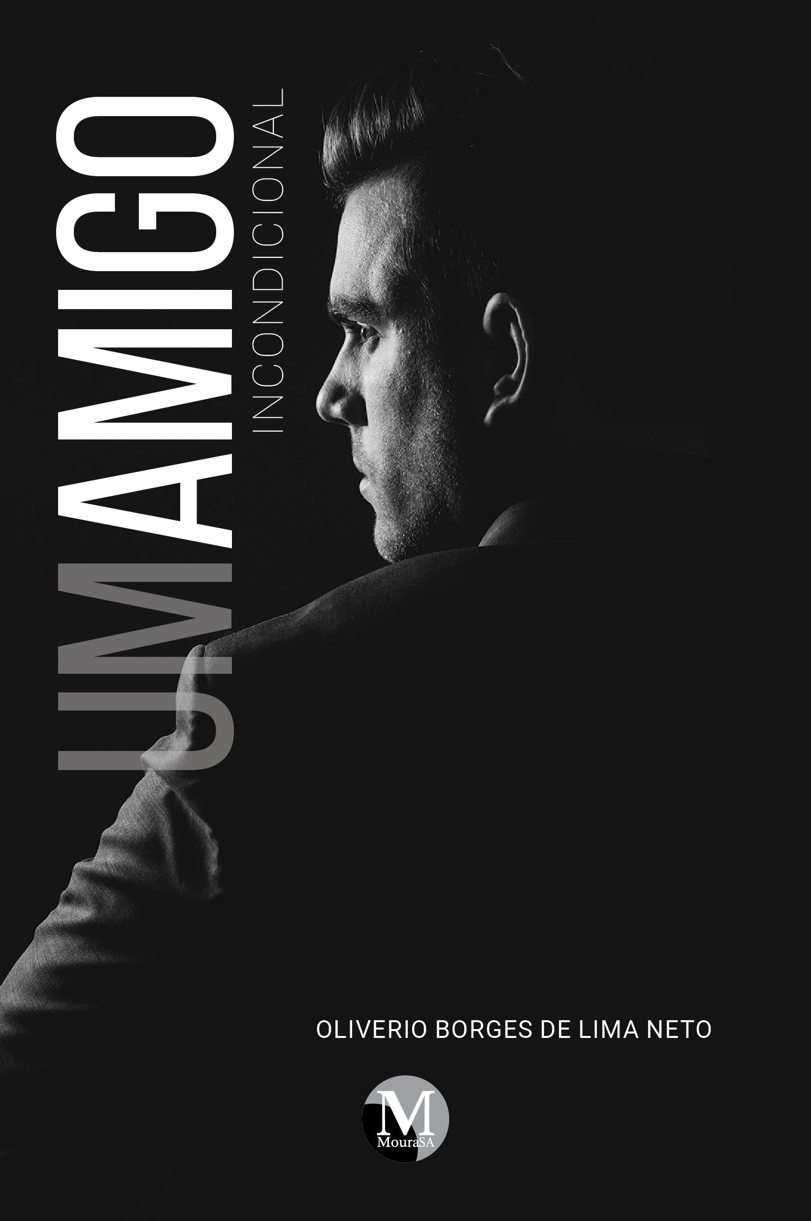 Capa do livro: UM AMIGO INCONDICIONAL