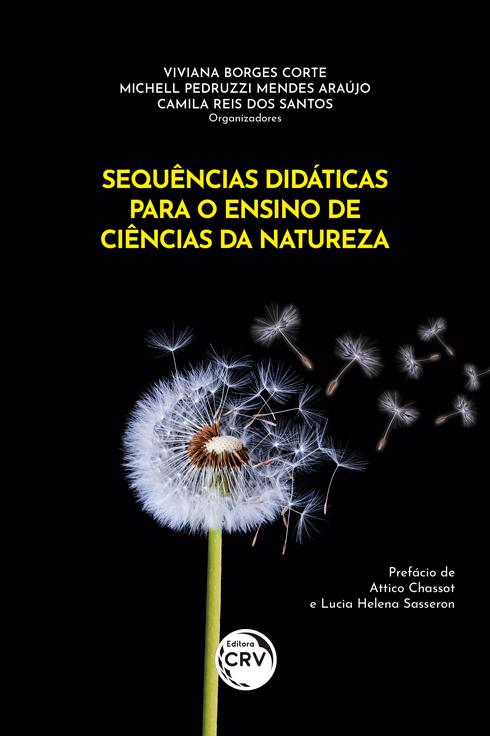 Capa do livro: SEQUÊNCIAS DIDÁTICAS PARA O ENSINO DE CIÊNCIAS DA NATUREZA
