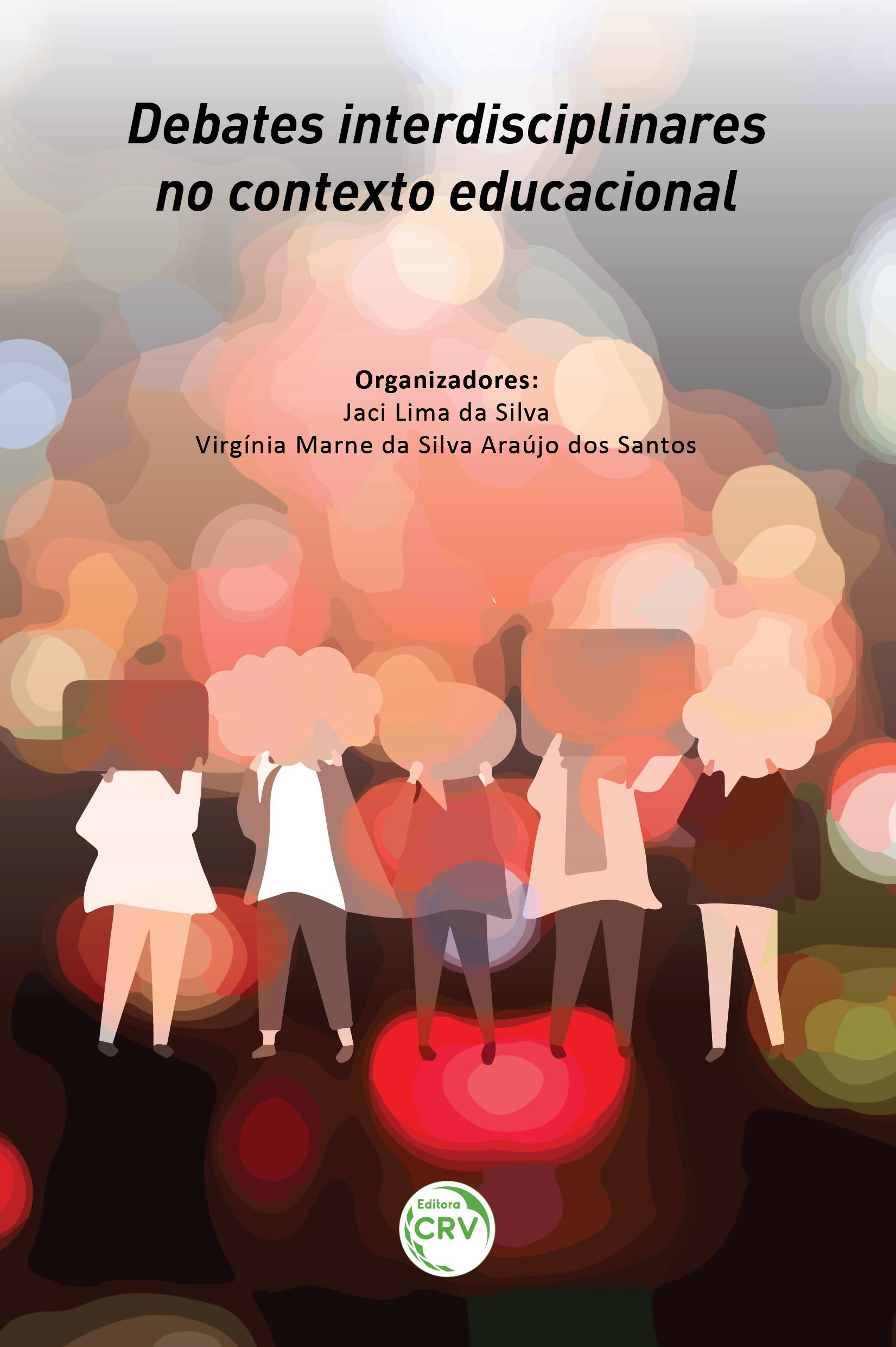 Capa do livro: DEBATES INTERDISCIPLINARES NO CONTEXTO EDUCACIONAL
