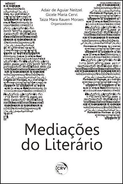 Capa do livro: MEDIAÇÕES DO LITERÁRIO