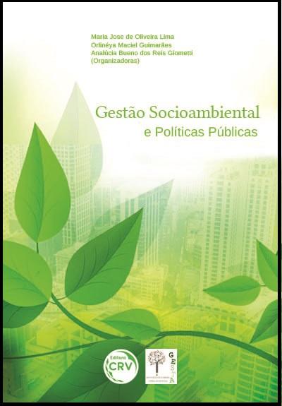 Capa do livro: GESTÃO SOCIOAMBIENTAL E POLÍTICAS PÚBLICAS