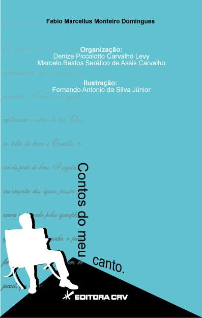 Capa do livro: CONTOS DO MEU CANTO
