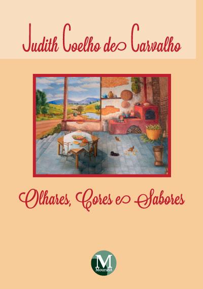 Capa do livro: OLHARES, CORES E SABORES