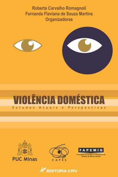 Capa do livro: VIOLÊNCIA DOMÉSTICA<br>estudos atuais e perspectivos