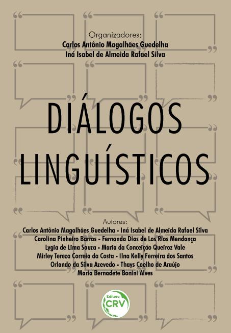 Capa do livro: DIÁLOGOS LINGUÍSTICOS
