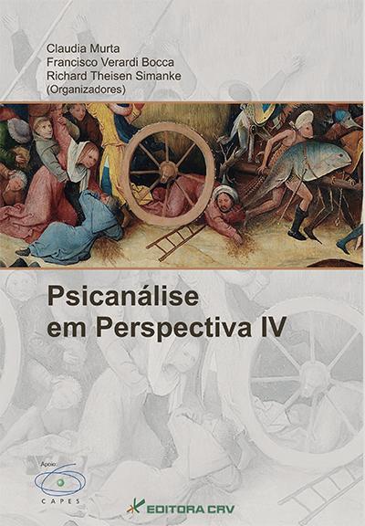 Capa do livro: PSICANÁLISE EM PERSPECTIVA IV