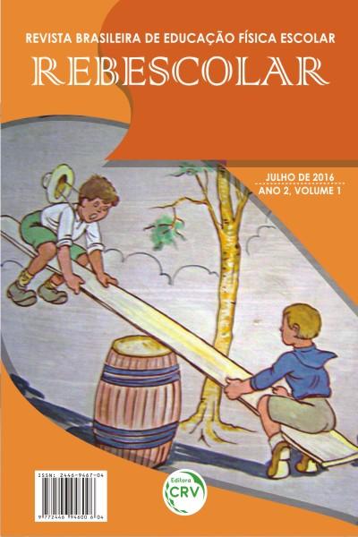 Capa do livro: REVISTA REBESCOLAR - ANO II - VOLUME I