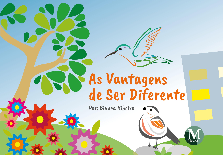Capa do livro: As Vantagens de Ser Diferente