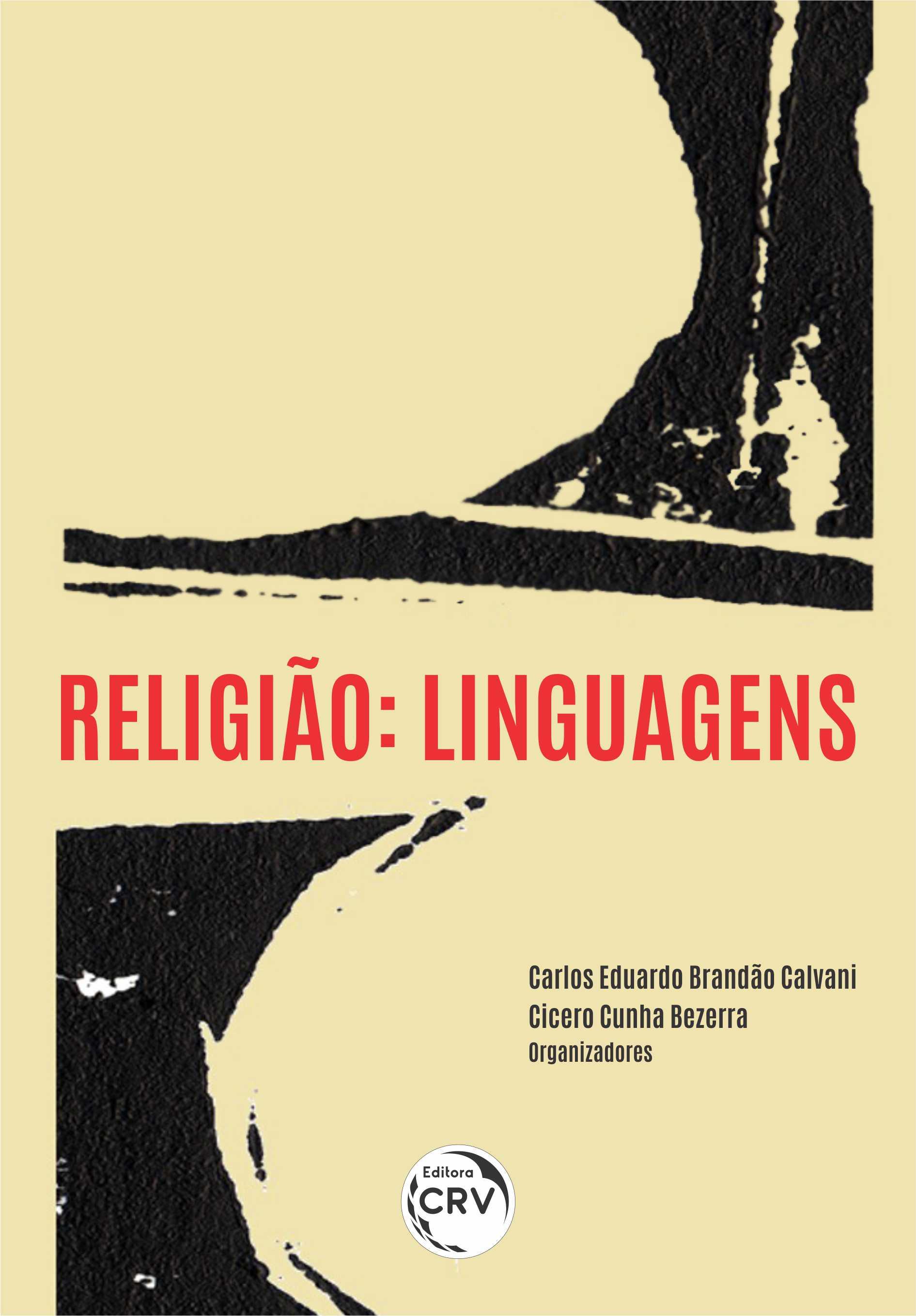 Capa do livro: RELIGIÃO: <br>LINGUAGENS