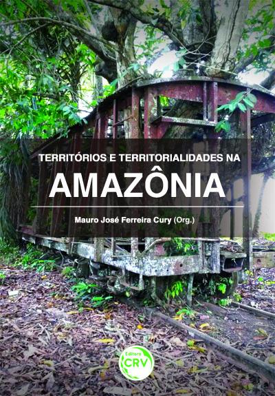 Capa do livro: TERRITÓRIOS E TERRITORIALIDADES NA AMAZÔNIA