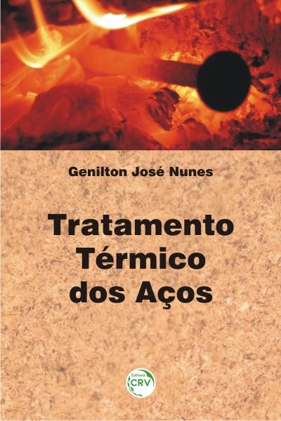 Capa do livro: TRATAMENTO TÉRMICO DOS AÇOS