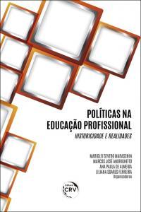 POLÍTICAS NA EDUCAÇÃO PROFISSIONAL:<br> historicidade e realidades