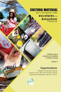 CULTURA MATERIAL EM CONTEXTOS NÃO ESCOLARES NA AMAZÔNIA PARAENSE <br>Coleção Cultura material nos múltiplos contextos sociais - Volume 1