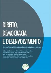 DIREITO, DEMOCRACIA E DESENVOLVIMENTO