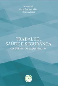 TRABALHO, SAÚDE E SEGURANÇA:<br> coletânea de experiências