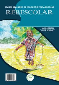 ANO V – VOLUME III – MARÇO 2020 <br> REVISTA BRASILEIRA DE EDUCAÇÃO FÍSICA ESCOLAR - REBESCOLAR